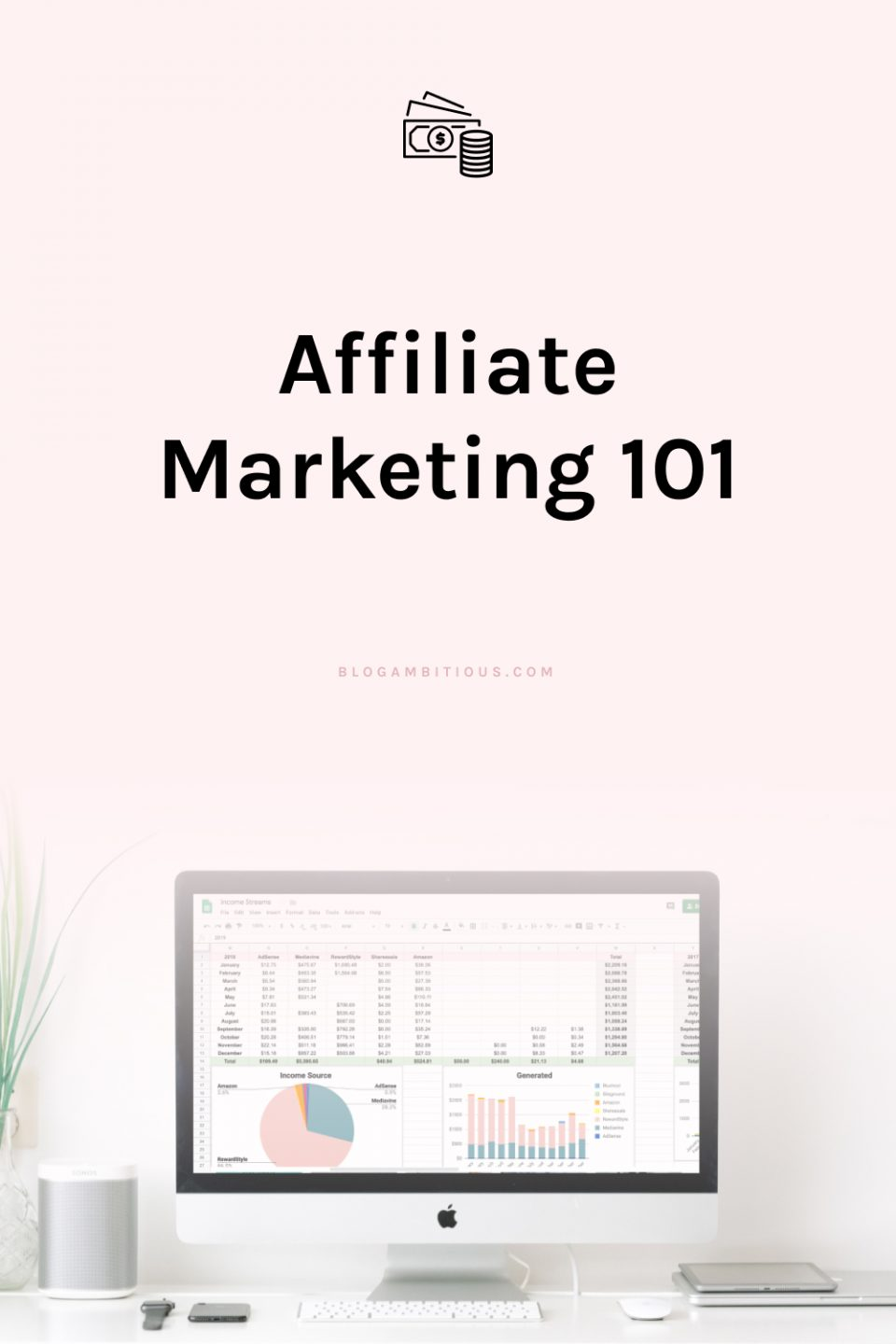 The Female Blogger's Introduction to Affiliate Marketing