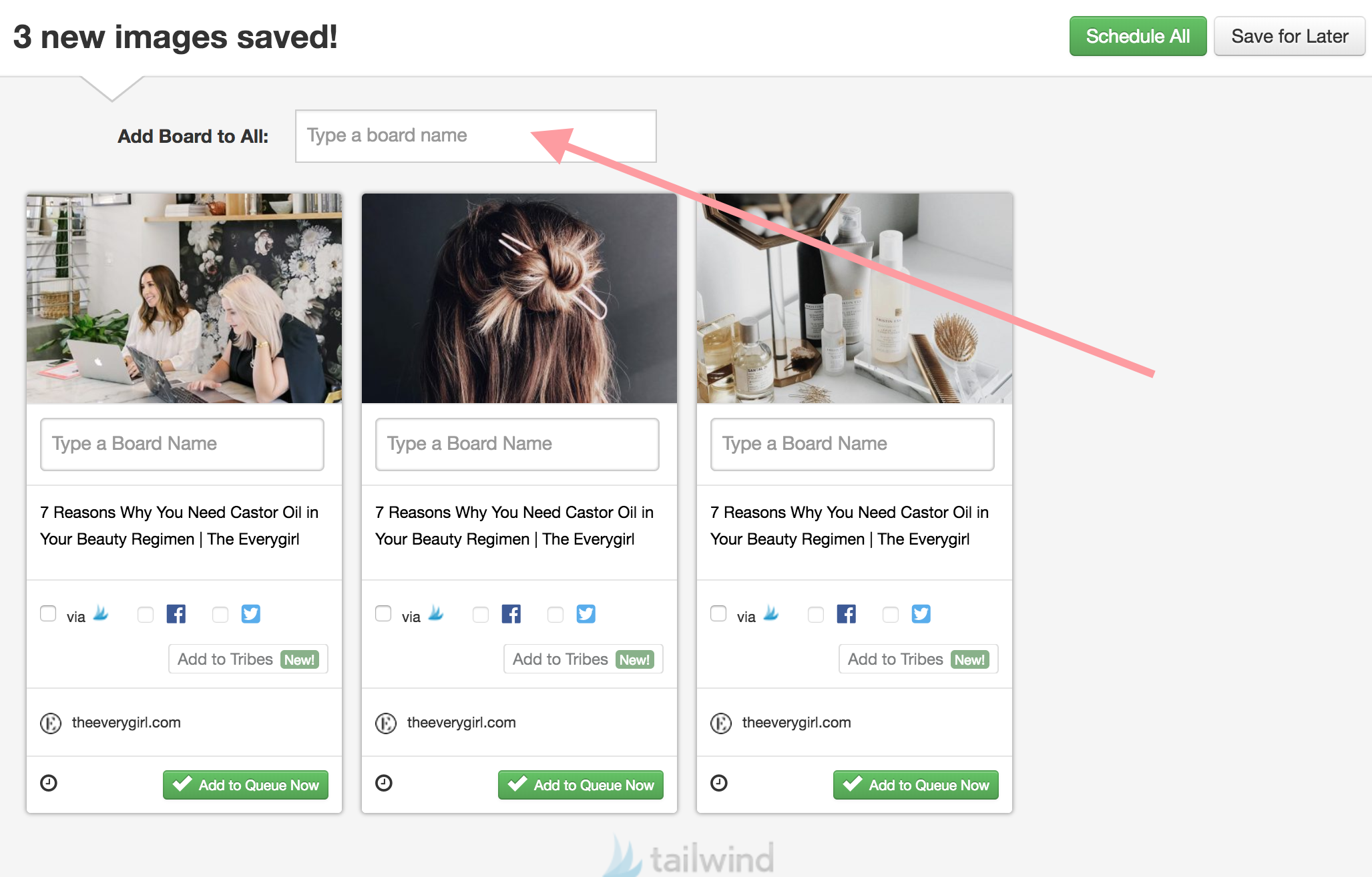 Increase Pinterest Traffic With Tailwind Chrome Browser Extension