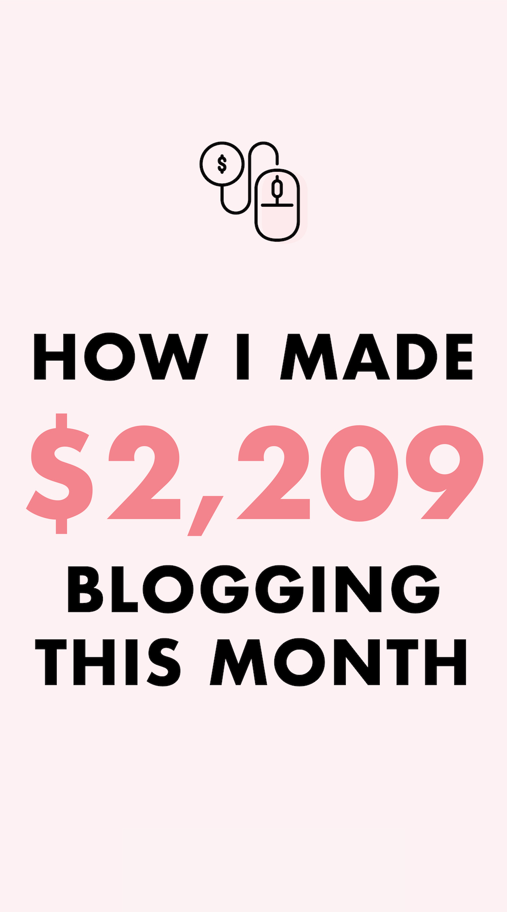 How I made $2k Blogging in January 2018