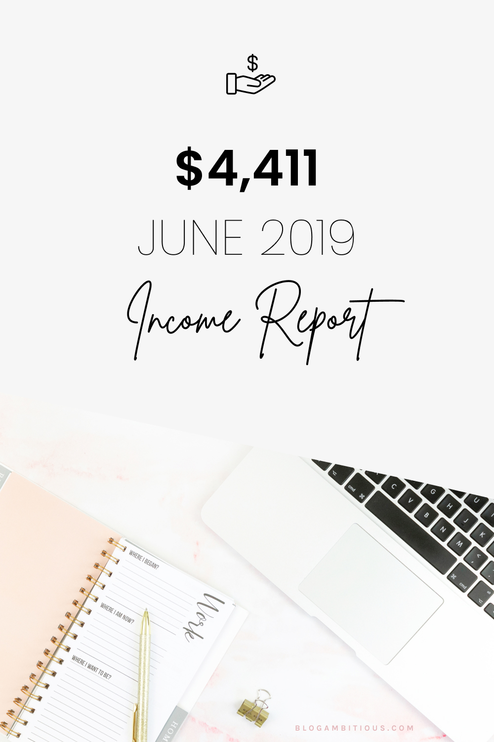 June 2019 Income Report