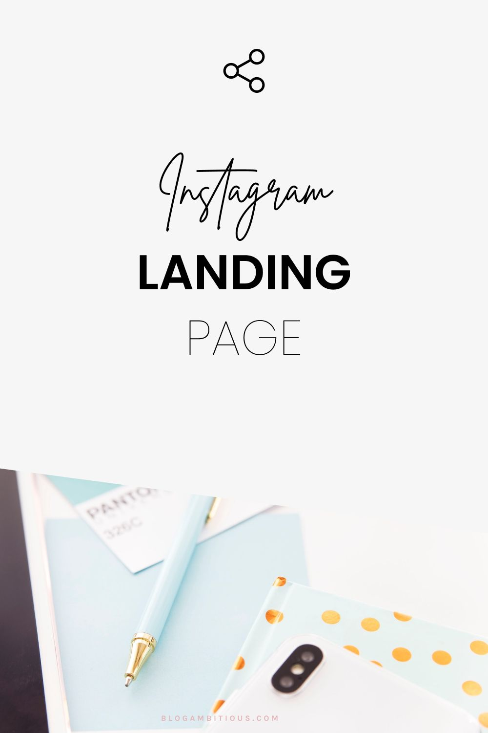 Create a FREE Instagram Landing Page
